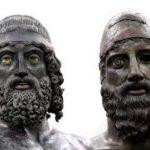 I Bronzi di Riace sono considerati tra i capolavori scultorei più significativi dell'arte greca