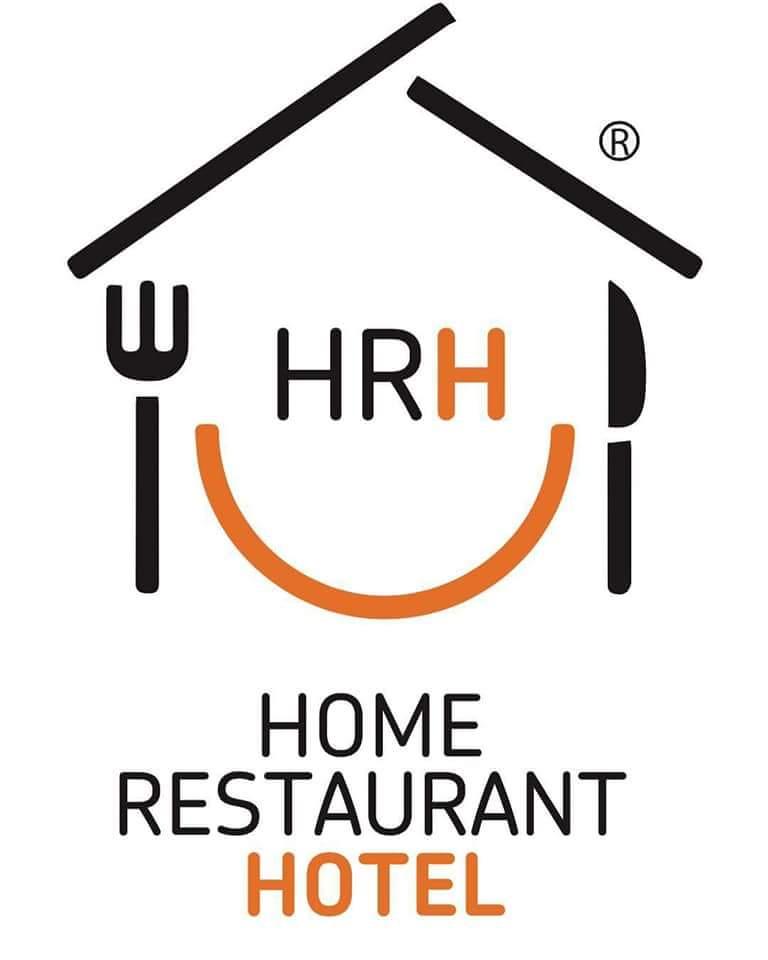 Logo home restaurant hotel