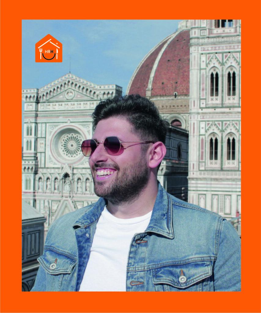 Intervista a Lorenzo Gagliano, Food Advisor e Conduttore Televisivo