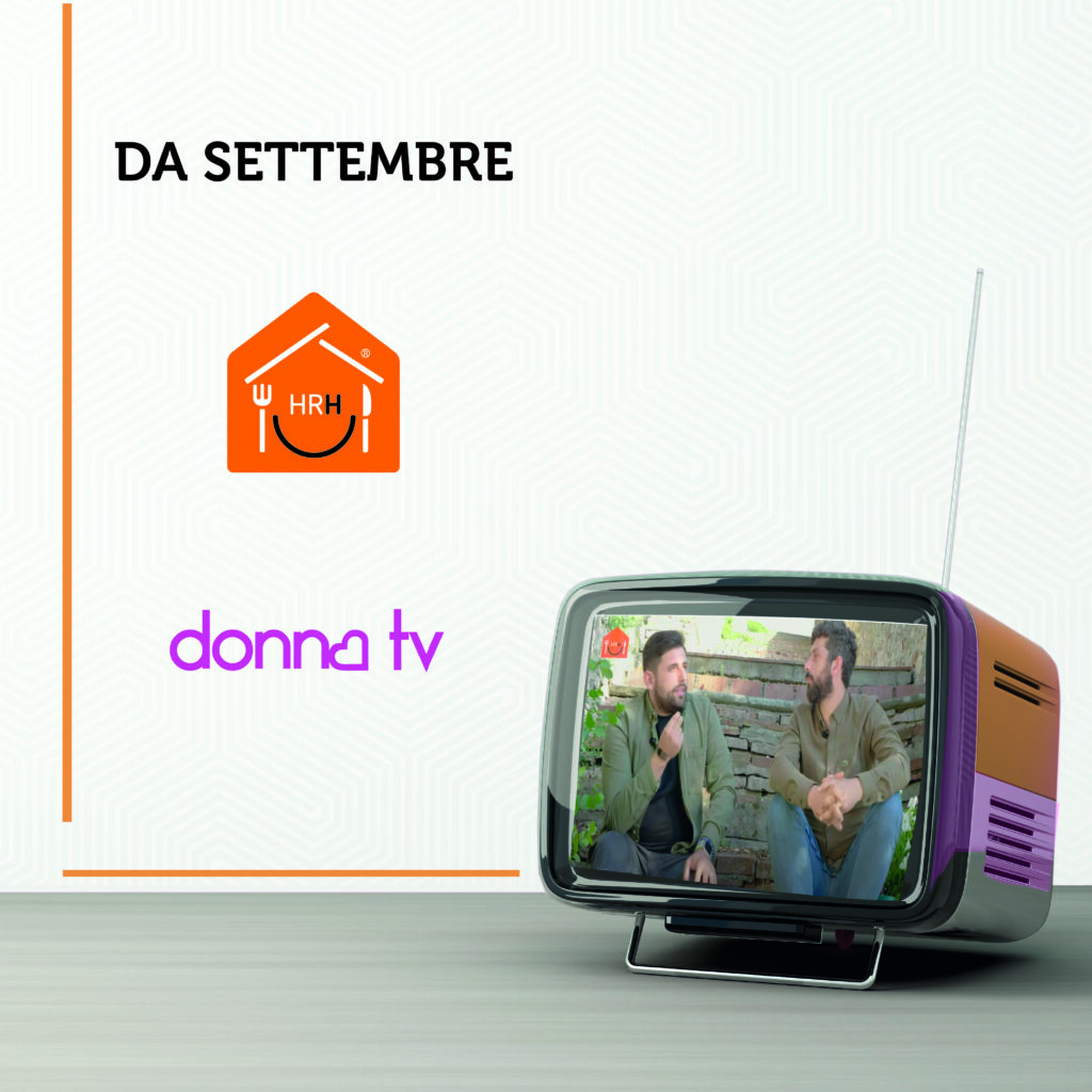 Experience in onda su Donna TV!
